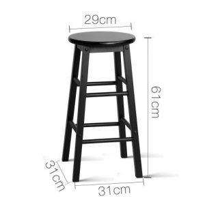 BA-G-7033-BKX2: Makeup Chairs & Stools. The Makeup Mirror Co.   AfterPay Today   Free Shipping