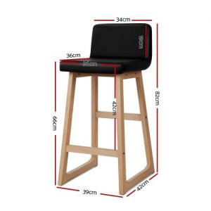BA-I-3021-BKX2: Makeup Chairs & Stools. The Makeup Mirror Co.   AfterPay Today   Free Shipping