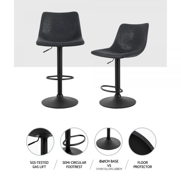 BA-K-0224-BKX2: Makeup Chairs & Stools. The Makeup Mirror Co. | AfterPay Today | Free Shipping