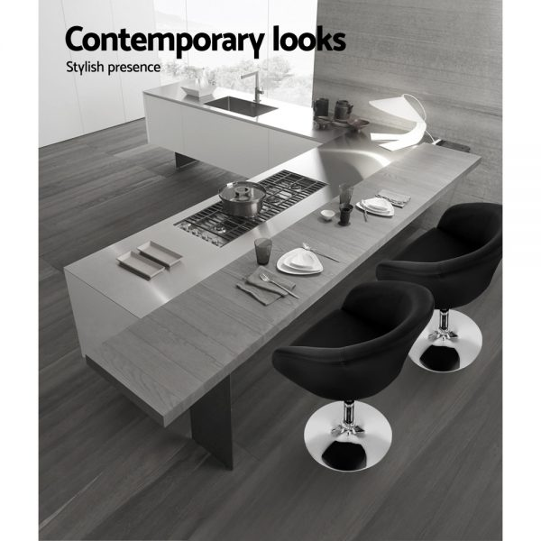 BA-K-0787-BK: Makeup Chairs & Stools. The Makeup Mirror Co. | AfterPay Today | Free Shipping