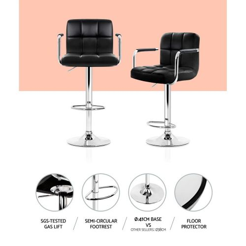 BA-K-1055A-BKX2: Makeup Chairs & Stools. The Makeup Mirror Co. | AfterPay Today | Free Shipping