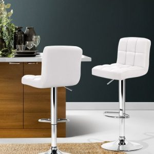 BA-K-1055A-WHX2: Makeup Chairs & Stools. The Makeup Mirror Co. | AfterPay Today | Free Shipping