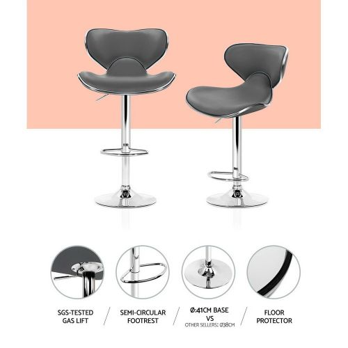 BA-K-1060A-GYX2: Makeup Chairs & Stools. The Makeup Mirror Co. | AfterPay Today | Free Shipping