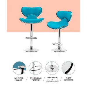 BA-K-1060A-TEX2: Makeup Chairs & Stools. The Makeup Mirror Co. | AfterPay Today | Free Shipping