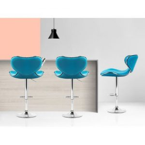 BA-K-1060A-TEX2: Makeup Chairs & Stools. The Makeup Mirror Co.   AfterPay Today   Free Shipping