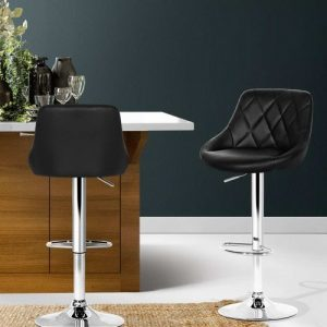 BA-K-704-BKX2: Makeup Chairs & Stools. The Makeup Mirror Co. | AfterPay Today | Free Shipping