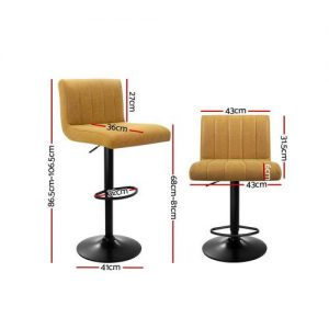 BA-K-7228-BRX2: Makeup Chairs & Stools. The Makeup Mirror Co. | AfterPay Today | Free Shipping