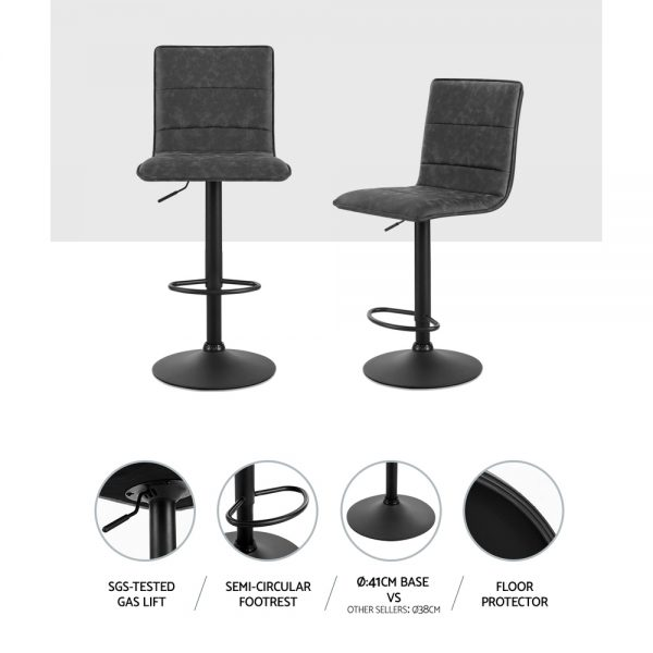 BA-K-7231-GYX2: Makeup Chairs & Stools. The Makeup Mirror Co.   AfterPay Today   Free Shipping