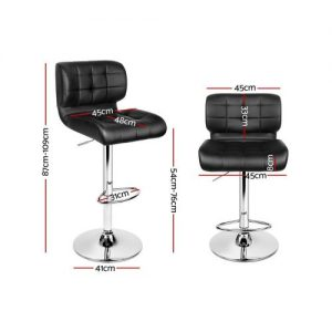 BA-TW-4059-BKX2: Makeup Chairs & Stools. The Makeup Mirror Co. | AfterPay Today | Free Shipping