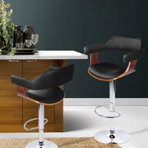 BA-TW-8006A-BK: Makeup Chairs & Stools. The Makeup Mirror Co. | AfterPay Today | Free Shipping