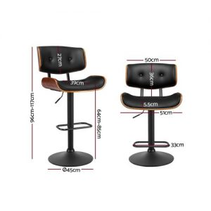 BA-TW-8045A-BK: Makeup Chairs & Stools. The Makeup Mirror Co.   AfterPay Today   Free Shipping