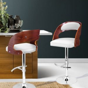 BA-TW-8065-WH: Makeup Chairs & Stools. The Makeup Mirror Co. | AfterPay Today | Free Shipping