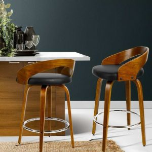 BA-TW-8565-BKX2-AB: Makeup Chairs & Stools. The Makeup Mirror Co.   AfterPay Today   Free Shipping