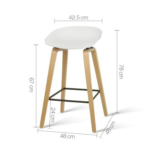 BA-TW-8801-WHX2: Makeup Chairs & Stools. The Makeup Mirror Co. | AfterPay Today | Free Shipping