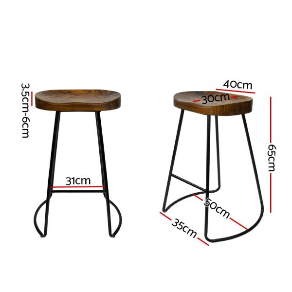 BA-TW-9090-H65-BKX2: Makeup Chairs & Stools. The Makeup Mirror Co. | AfterPay Today | Free Shipping