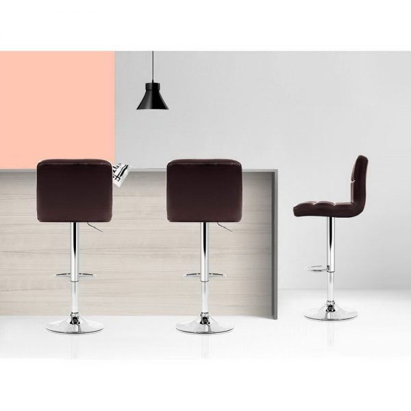 BA-TW-NEW1055-CHOCX2: Makeup Chairs & Stools. The Makeup Mirror Co. | AfterPay Today | Free Shipping