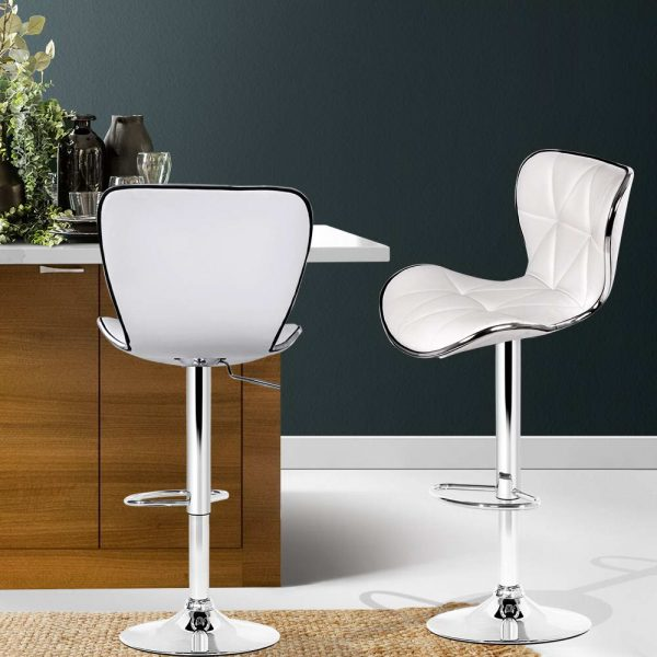 BA-TW-NEW4045-WHX2: Makeup Chairs & Stools. The Makeup Mirror Co.   AfterPay Today   Free Shipping