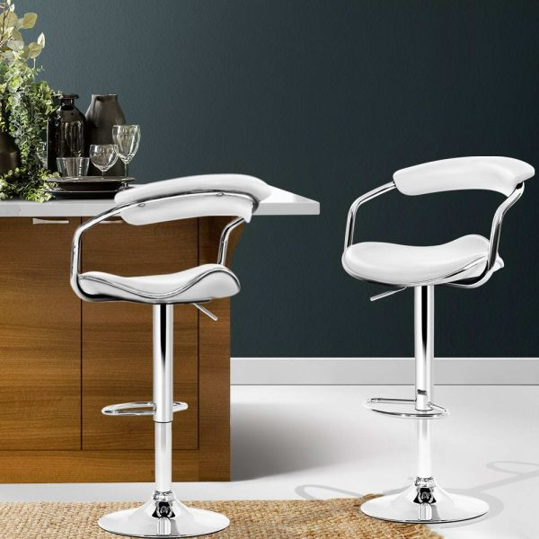 BA-TW-NEWT1191-WHX2: Makeup Chairs & Stools. The Makeup Mirror Co. | AfterPay Today | Free Shipping
