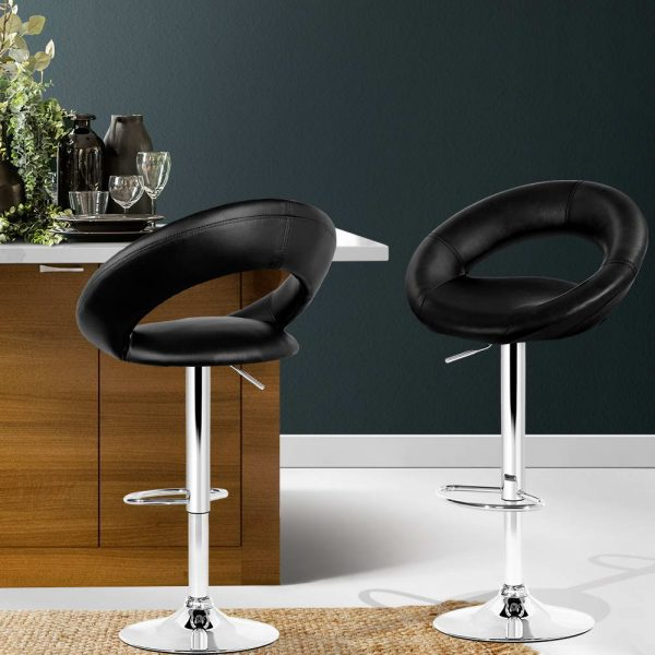 BA-TW-NEWT307G-BKX2: Makeup Chairs & Stools. The Makeup Mirror Co. | AfterPay Today | Free Shipping