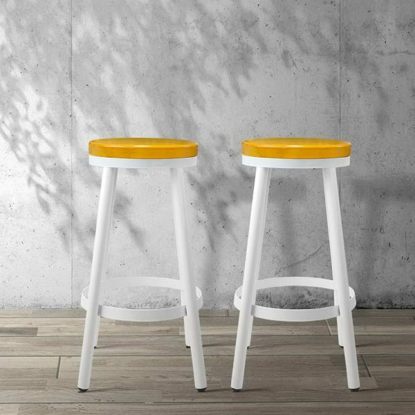 BA-TW-T16126-WHX2: Makeup Chairs & Stools. The Makeup Mirror Co.   AfterPay Today   Free Shipping