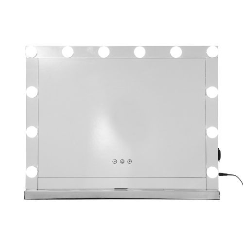 MM-FRAME-5846-MI: Hollywood Makeup Mirror with Lights. The Makeup Mirror Co.   AfterPay Today   Free Shipping