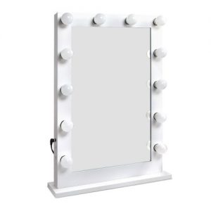 MM-FRAME-6550-WH: Hollywood Makeup Mirror with Lights. The Makeup Mirror Co. | AfterPay Today | Free Shipping