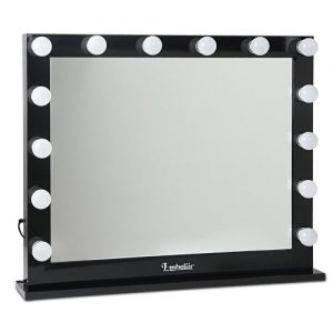 MM-FRAME-6580-BK: Hollywood Makeup Mirror with Lights. The Makeup Mirror Co. | AfterPay Today | Free Shipping