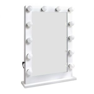 MM-FRAME-7550-WH: Hollywood Makeup Mirror with Lights. The Makeup Mirror Co. | AfterPay Today | Free Shipping