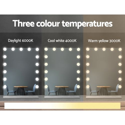 MM-FRAMELS-4361-GS: Hollywood Makeup Mirror with Lights. The Makeup Mirror Co. | AfterPay Today | Free Shipping