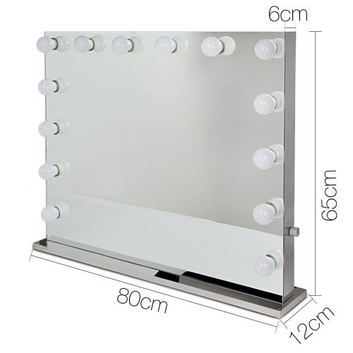 MM-FRAMELS-6580-GS: Hollywood Makeup Mirror with Lights. The Makeup Mirror Co. | AfterPay Today | Free Shipping