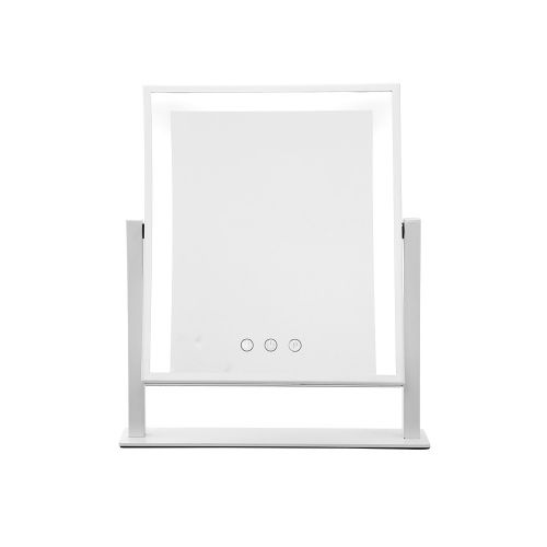 MM-STAND-2530LED-WH: LED Makeup Mirror with Lights. The Makeup Mirror Co.   AfterPay Today   Free Shipping