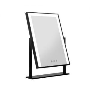 MM-STAND-3040LED-BK: LED Makeup Mirror with Lights. The Makeup Mirror Co. | AfterPay Today | Free Shipping