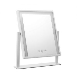 MM-STAND-3040LED-WH: LED Makeup Mirror with Lights. The Makeup Mirror Co. | AfterPay Today | Free Shipping